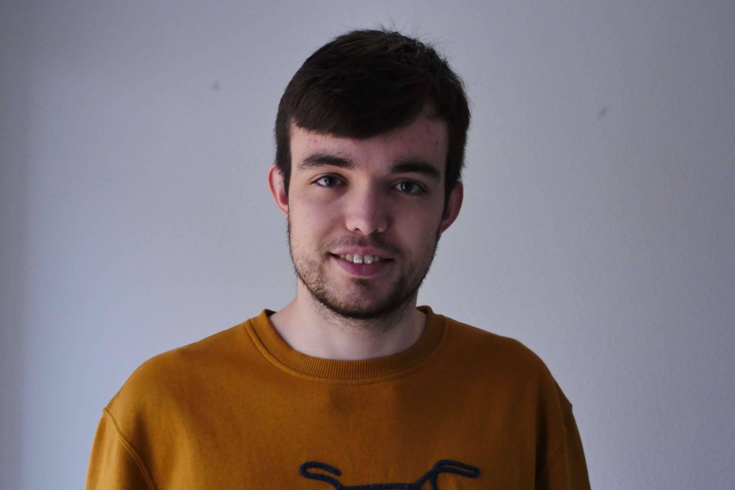 Trabajar en ciberseguridad, Alejandro Ulises alumno de U-tad